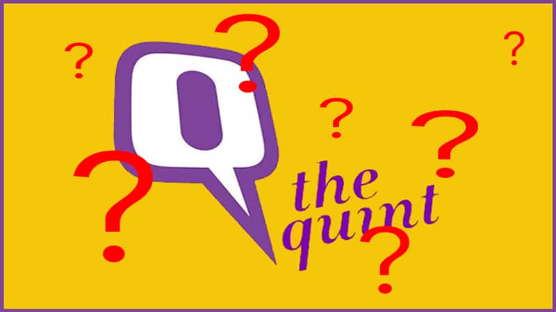 Read more about the article An Open Letter to miserably ill The Quint's owner Raghav Bahl